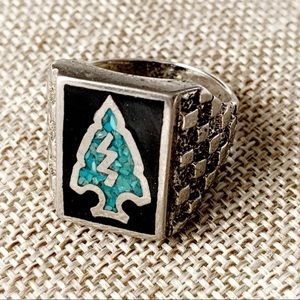 VTG Men's Old Pawn Ring